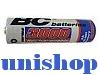 BC Batteries nab. NiMH AA baterie BCR6,3000mAh (nabíjecí baterie)