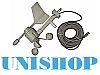 Ethernetový anemometr - meteostanice s IP adresou; GIOM 3000 (pro Internet)