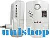 Alarm pro LPG, zemní a svítiplyn, alarm 85dB
