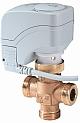 Regulační sada - ventil s 3 bodovým pohonem 230V; SXP45.10-1.6/230